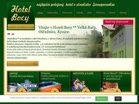 Hotel Bocy**