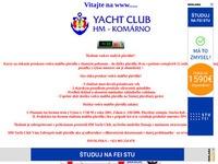 Yacht club HM Komárno