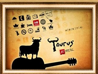 TAURUS art-hostel
