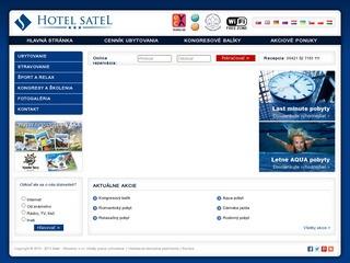 Hotel Satel*** Poprad