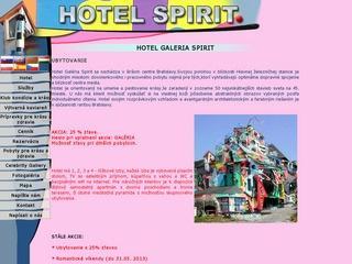 Hotel Spirit