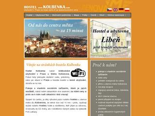 Hostely Praha