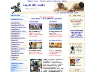 KúpeleSlovenska.sk