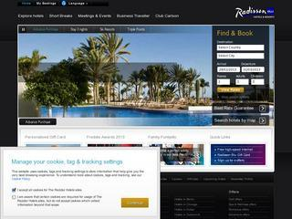 Radisson Blu Carlton Hotel