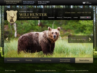 WILI HUNTER Country House